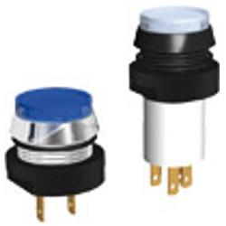 LED Φ16 mm με πλαστικό περίβλημα Σύνδεση με ακροδέκτη 2,8x0,5