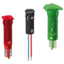 LED Φ5 & Φ6 mm με πλαστικό περίβλημα. Σύνδεση με ακίδα η ακροδέκτη 1,3x0,3